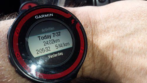 בדרך למרתון ווינר טבריה חושבים על החיים/ גם ריצות ארוכות מתחילות בצעד קטן