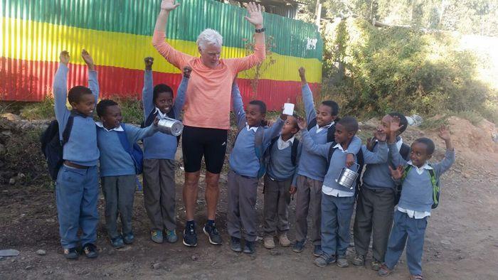 מסע לאתיופיה – מחנה אימונים מאורגן / וילם לאוקס