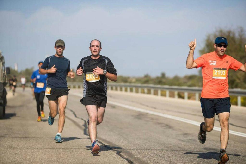 לא נפסיק לרוץ! מרוץ אלופים בשדרות / בני ליברטי