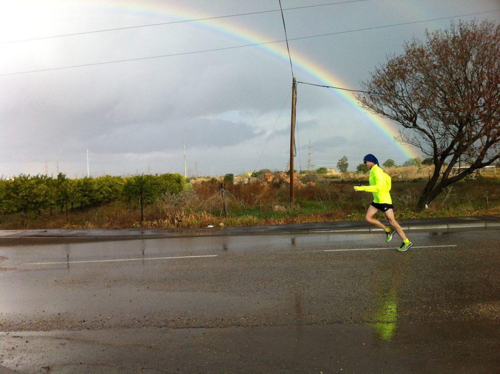 נצחון הרוח על הגשם / עמוס עוז, סופר…  קילומטרים
