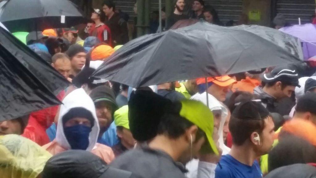 מרתון טבריה 2016 – מנקודת הזינוק עד נקודת הסיום / לירון תמם