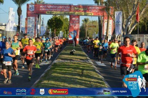 מרתון טבריה – כשהרגליים לא עבדו, הראש נכנס לפעולה / לירון תמם