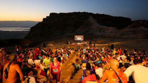 חופשה בארץ מטבריה ועד אילת: לרוץ בתוך הנוף היפה בארץ / רשתTV