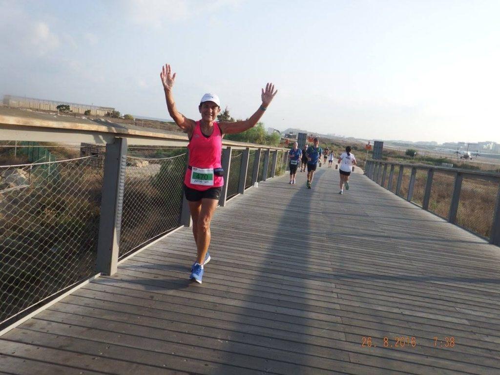 הכירו את שוש בלייכמן – סיבות לרוץ מרתון