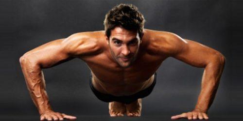 אימון לחיזוק שרירי פלג גוף עליון