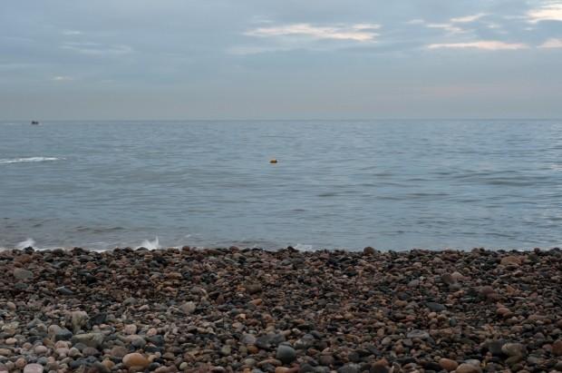 ריצה בחוף הים – גלית קינדלר