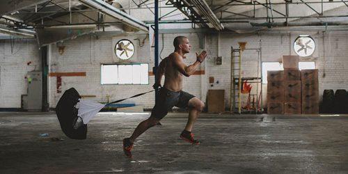 על קרוספיט, ריצה וספורט סיבולת