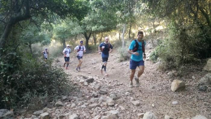סקירת ריצת טרייל מוחרקה – שבילים Trail