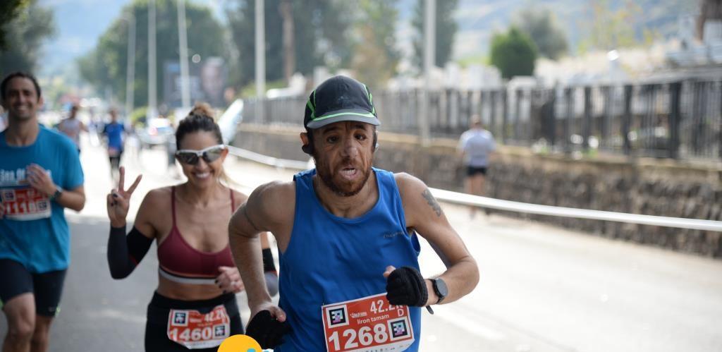 מרתון טבריה 2020 –פעם שלישית שיא
