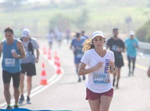לרוץ בפעם הראשונה
