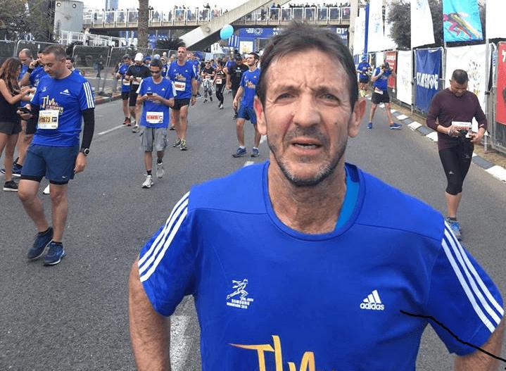חצי מרתון תל-אביב, זכרונות מהעבר הלא-רחוק / עופר פדן