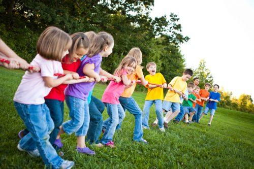 פעילות גופנית בקרב ילדים ובני נוער