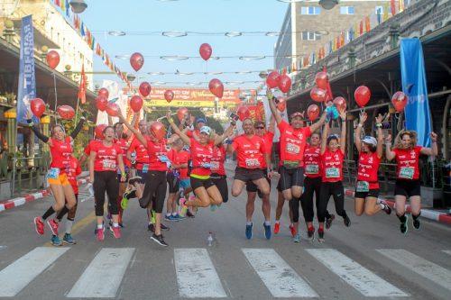 המרתון של המרתונים: מרתון טבריה חוגג 42