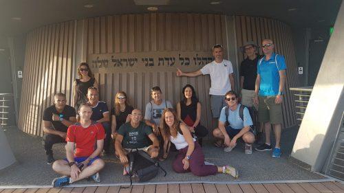 קשוח אבל מרגש – סיור במסלול מרתון התנ״ך