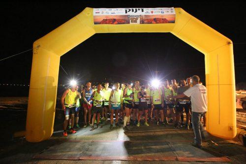 אל תוך הלילה… חוויות מתחרות הזריחה מערד למצדה