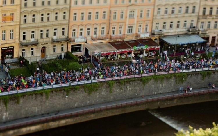 חצי מרתון בצ'כיה - עופר פדן