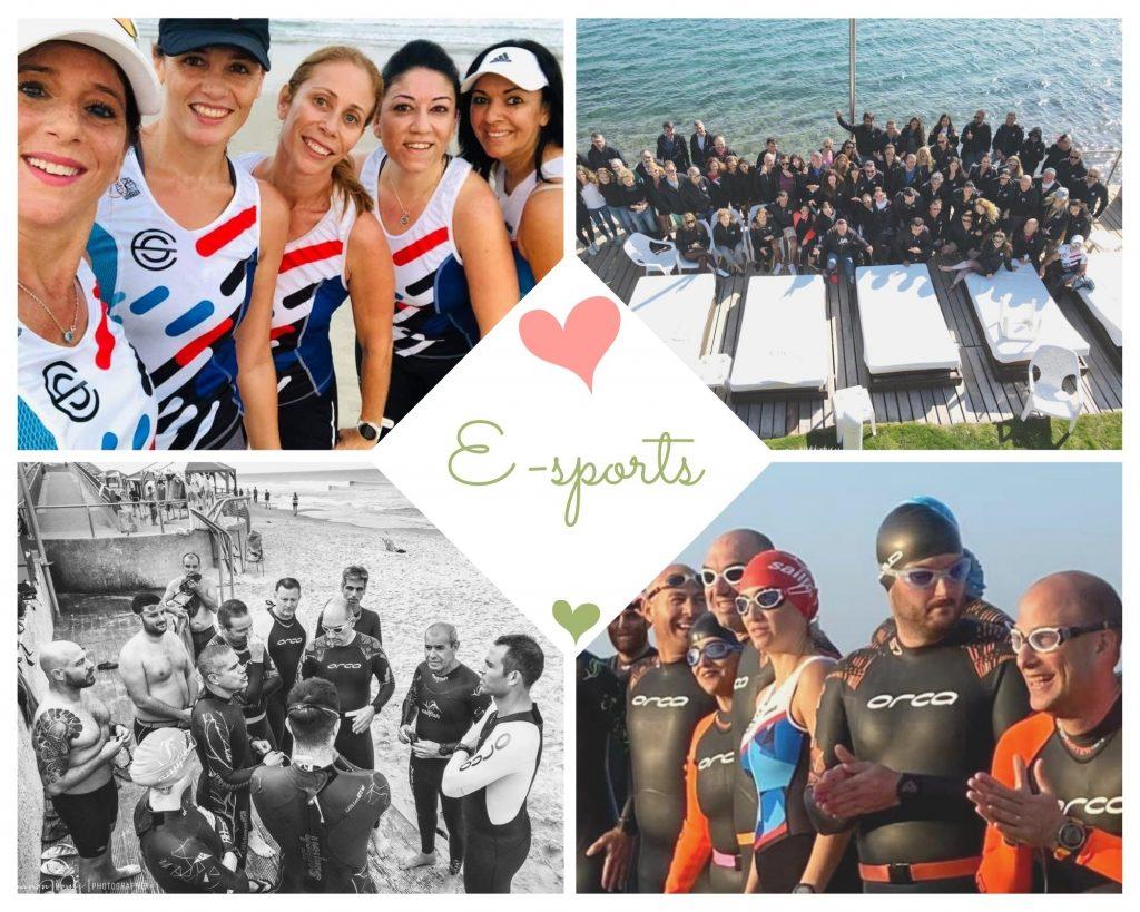 E-sports מועדון ריצה וטריאטלון