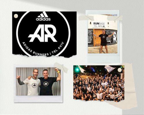 Adidas Runners Tel-Aviv